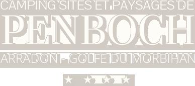 Logo Camping de Penboch