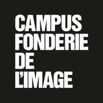 Logo Campus Fonderie de l'Image