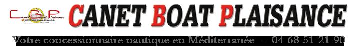 Logo Canet Boat Plaisance