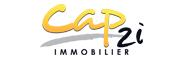 Logo Cap 2I Immobilier