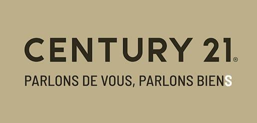 Logo Century 21 les Deux Rives