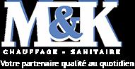 Logo M & K Chauffage Sanitaire