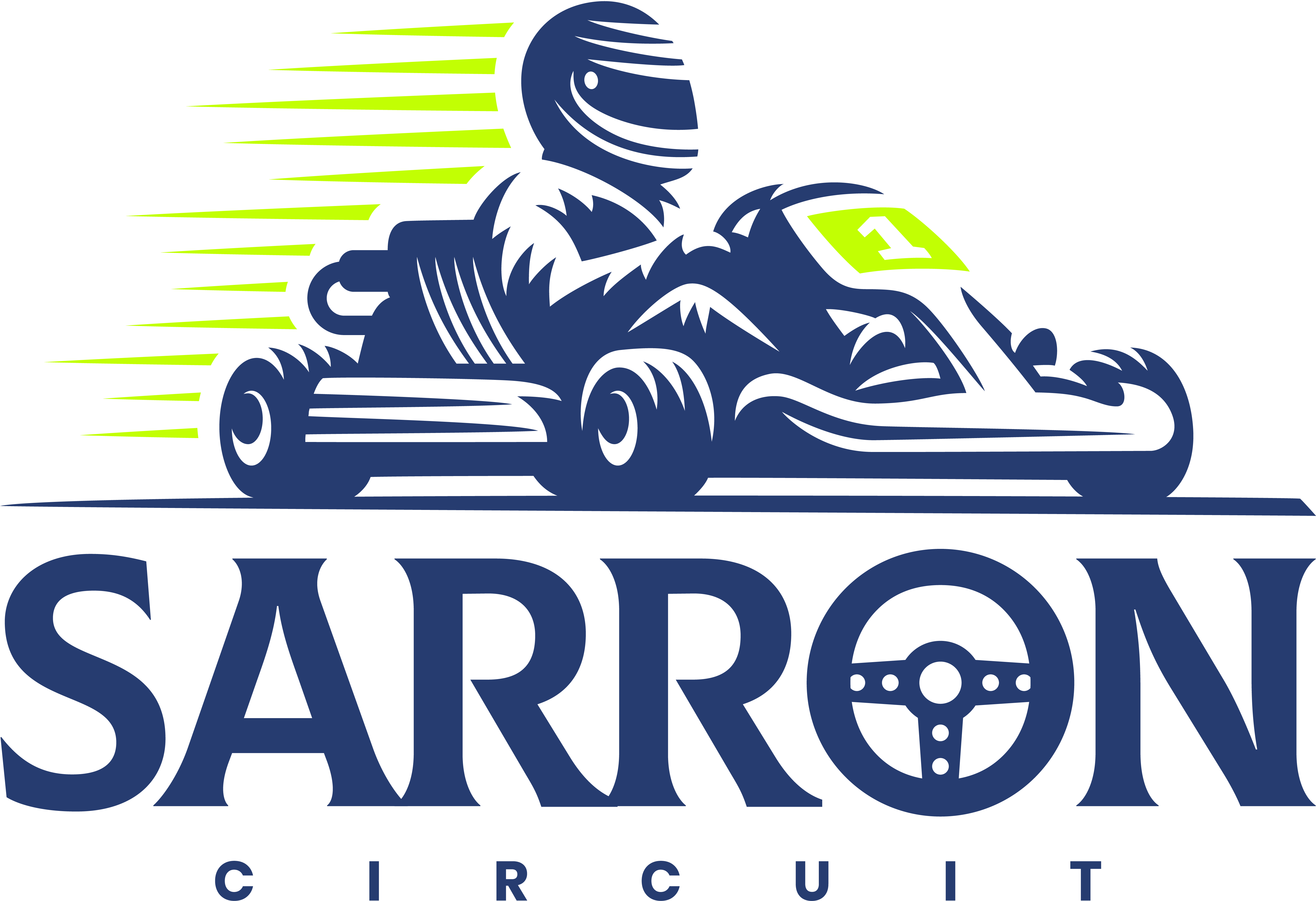 Logo Circuit Sarron