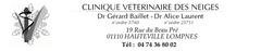 Logo Clinique Veterinaire des Neiges
