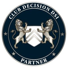 Logo Club Decision Dsi, Itresearch, Sacha Communication, Decision Dsi Formation