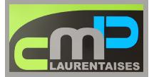 Logo CMP Laurentaise