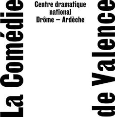 Logo La Comedie de Valence