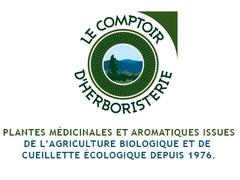 Logo Le Comptoir d'Herboristerie