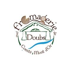 Logo Fromagerie du Doubs