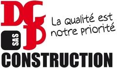 Logo Construction Dgp Pere & Fils