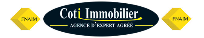 Logo Coti Immobilier