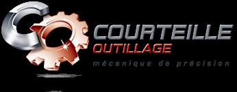 Logo Societe Courteille Outillage