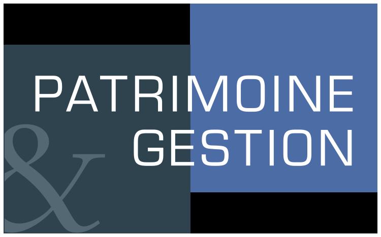 Logo Cabinet Patrimoine et Gestion