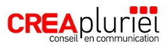 Logo Crea Pluriel Communication Graphique