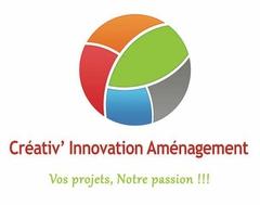 Logo Creativ'Innovation Amenagement
