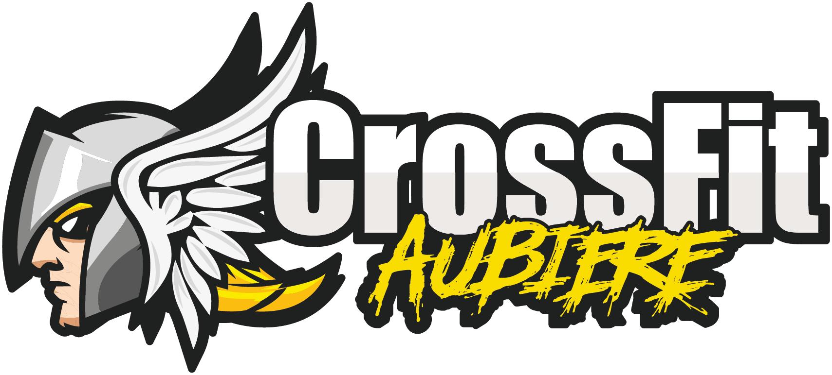 Logo Crossfit Aubiere