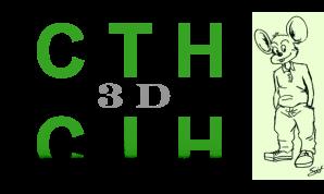 Logo CTH 3D