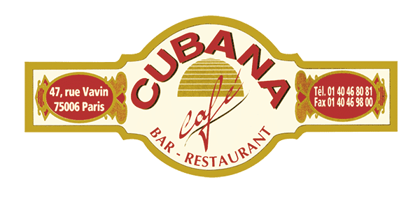Logo Cubana Cafe