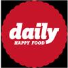 Logo Daily Happy Food