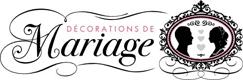 Logo Decoarations de Mariage