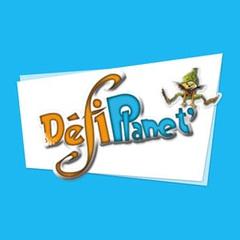Logo Defiplanet' au Domaine de Dienne
