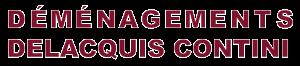 Logo Demenagements Delacquis Contini