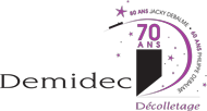 Logo Demidec