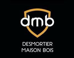 Logo Desmortier Maison Bois