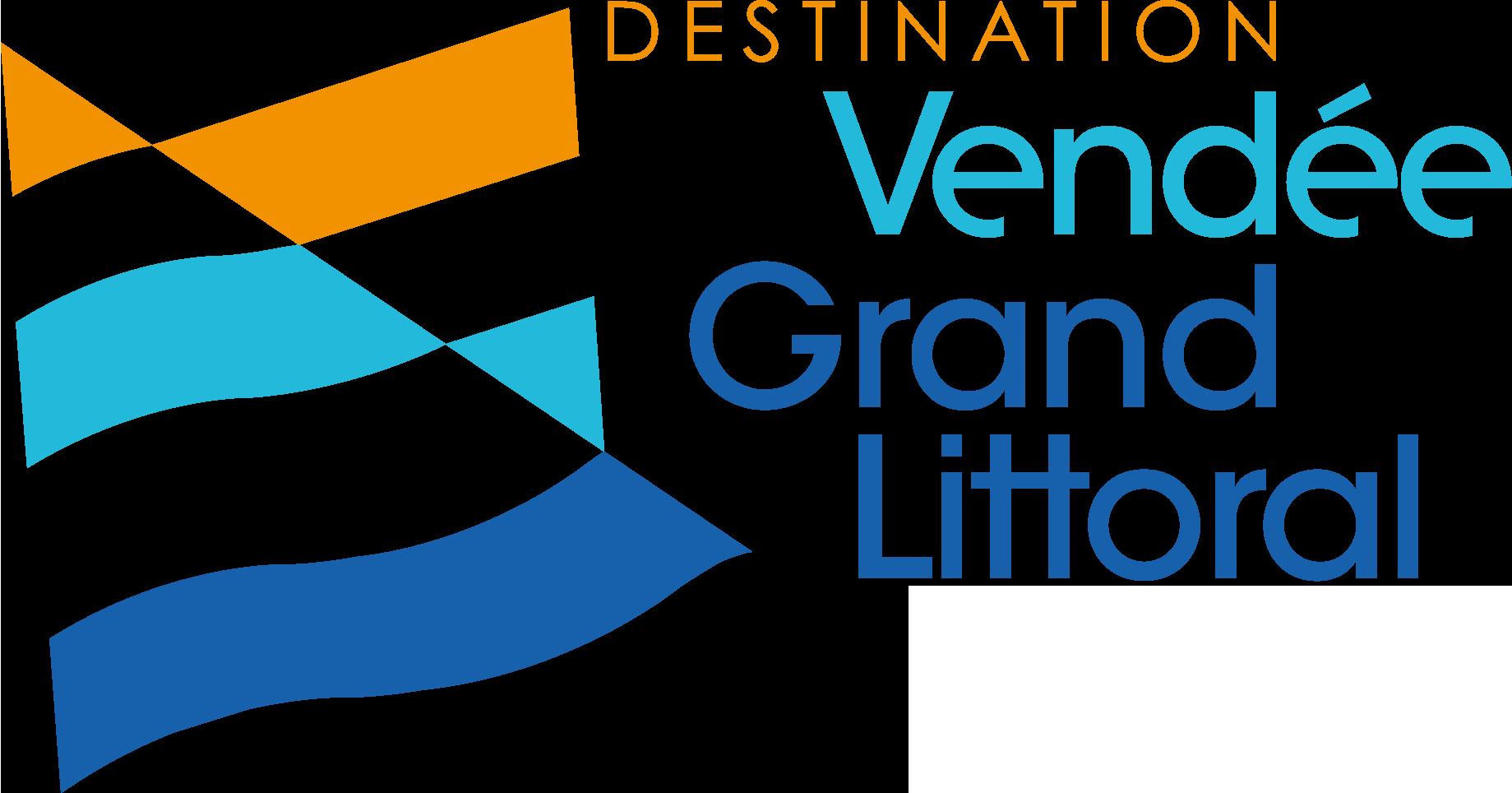 Logo Destination Vendee Grand Littoral