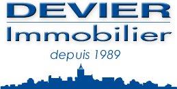 Logo Agence Devier Immobilier
