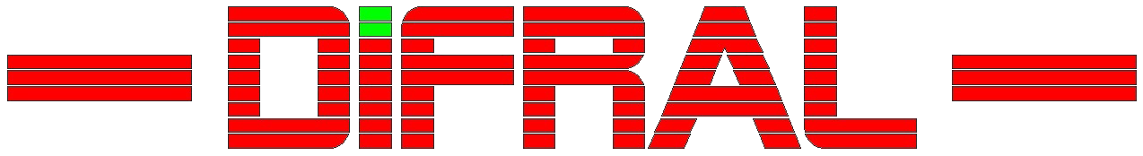 Logo Difral