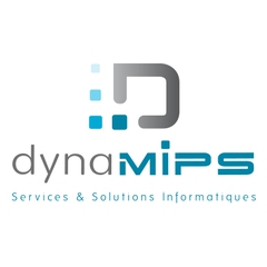 Logo Dynamips Entreprise Mips Financement Cederom Pulsa Tion Mediatheque Mips Computer
