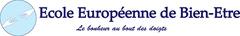 Logo Ecole Europeenne de Bien-Etre