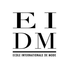 Logo Eidm Ecole Internationale de Mode