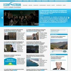 Logo Econostrum Info