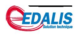 Logo Edalis