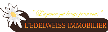 Logo L'Edelweiss Immobilier