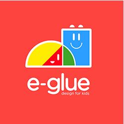 Logo E-Glue SARL