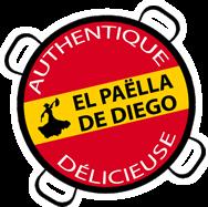 Logo El Paella de Diego