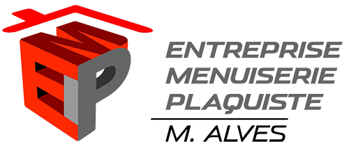 Logo Emp Entreprise Menuiserie Plaquiste