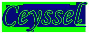 Logo SARL Entreprise Ceyssel