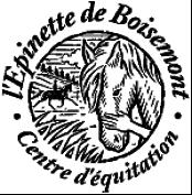 Logo L'Epinette de Boisemont