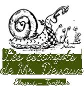 Logo Les Escargots de Monsieur Devaux
