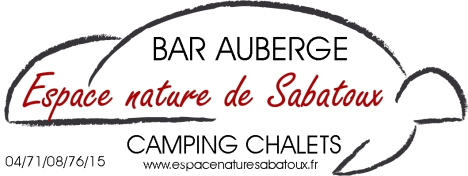 Logo Espace Nature de Sabatoux