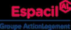 Logo SAS Espacil Construction