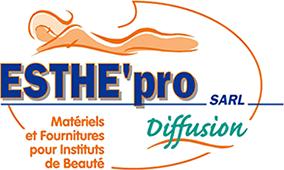 Logo Esthe Pro Diffusion