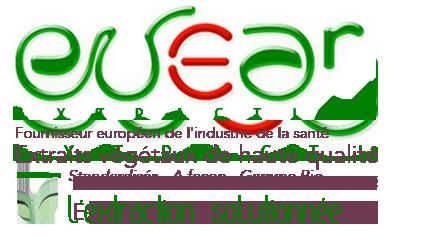 Logo Extraction Vegetale et Aromatique (Evear