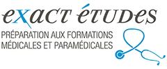 Logo Exactetudes
