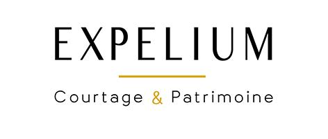 Logo Expelium Courtage & Patrimoine