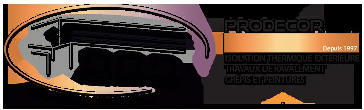 Logo Facade Prodecor Est